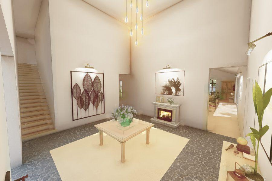 Diseño de interiores y paisajismo