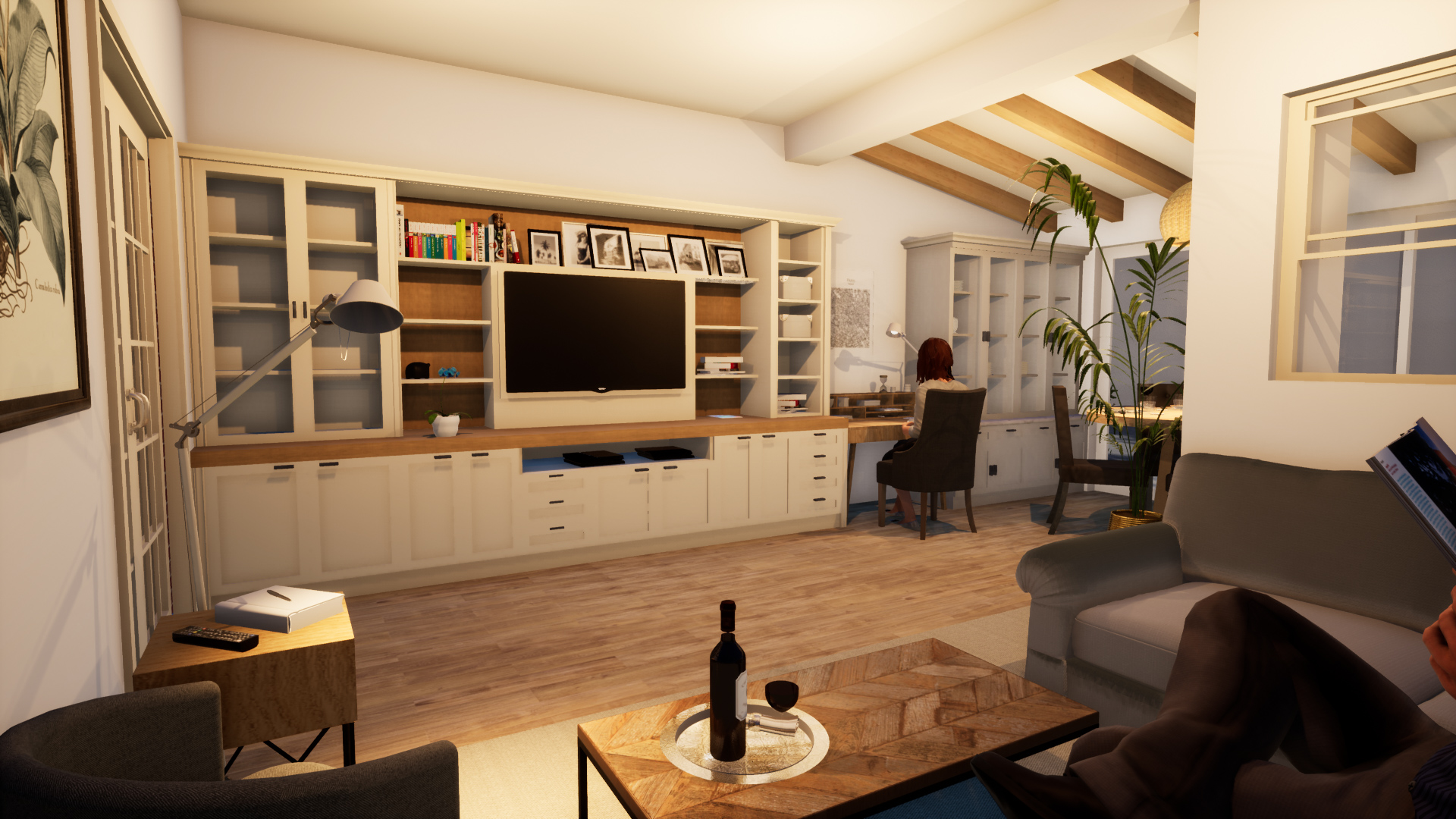 Diseño de interior para una vivienda en Jerez