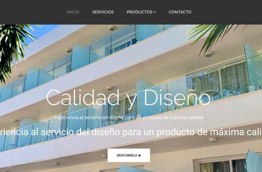 Diseño web para empresa Wincom+ en Jerez